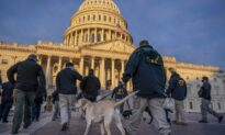 Video: Washington Under Lockdown: A Tour of the Capitol Under Military Watch