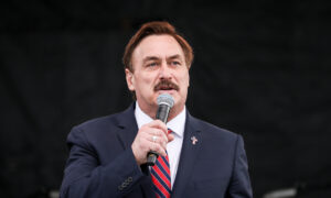 Mike Lindell on Cancel Culture: 'We Have to Make a Stand and Not Back Down'