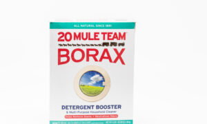 Around the House, Borax Is as Good as Gold