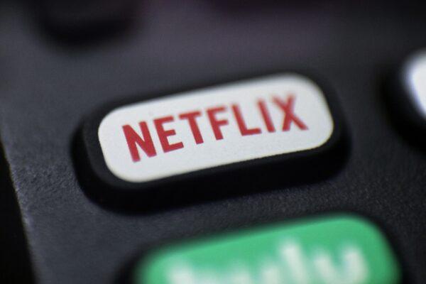 Netflix on remote control