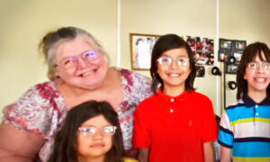 'God Listens': Grandma of 5 With Leaky, Broken Roof Has Prayers Answered, Thanks to Charity
