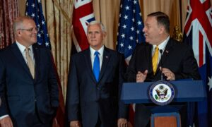 Pompeo Affirms 'Unbreakable Bond' During Call With Australian PM