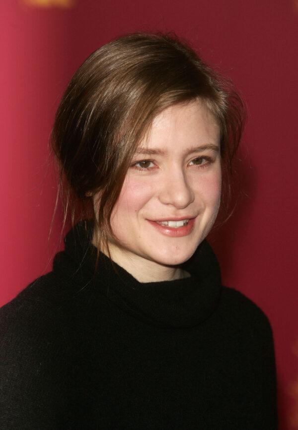 Actress Julia Jentsch