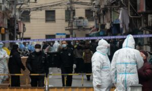 Local Claims Latest CCP Virus Outbreak in Shanghai Occurred Weeks Before Authorities Reported It