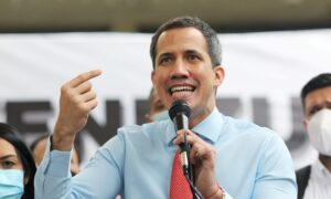 EU States Should Recognize Guaido As Venezuela's Leader: EU Lawmakers