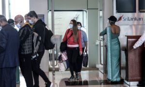 Updates on CCP Virus: Sri Lanka Reopens to Tourists After 10 Months