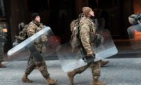 National Guard Protected Inauguration Without Incident, Spokesman Says