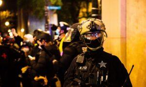 Portland Police Make 2 Arrests Amid Protest Vandalism