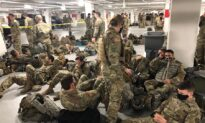 After Bipartisan Uproar, Guardsmen in DC Return to Warm Quarters