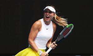 Tennis Player Badosa Felt 'Abandoned' by Australian Open Organisers