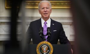 Republican Lawmakers Call for Tough Biden Response After Red China Sanctions Trump Officials