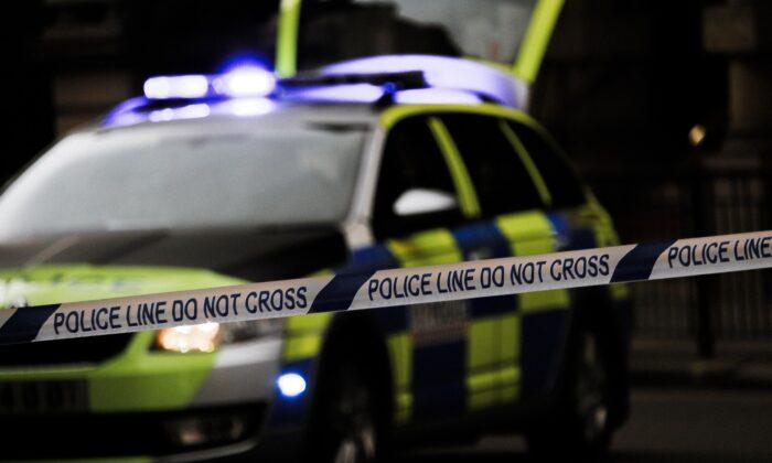 File photo of a police car and crime scene tape. (Pexels/Pixabay.com)