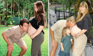 Bindi Irwin Re-creates Parents' Special Maternity Photo as She Enters Third Trimester
