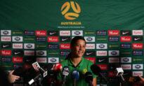 Matildas Captain Sam Kerr Named Young Australian Achiever in UK