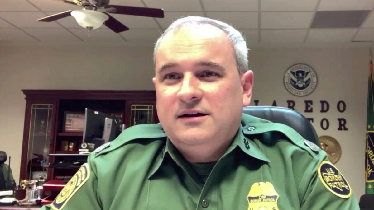 Matthew J. Hudak, Chief Patrol Agent