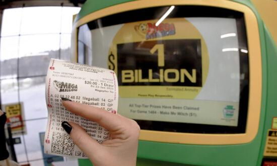 Michigan Mega Millions Ticket Wins $1 Billion Jackpot