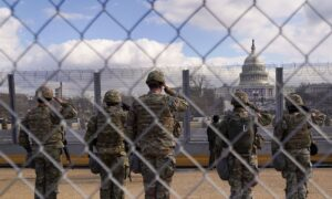 13,000 National Guard Members Currently Stationed in DC: General