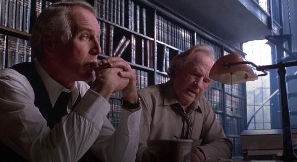 Paul Newman and Jack Warden in Verdict