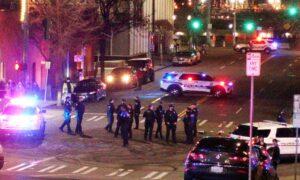 Officer Under Investigation After Police Car Hits Pedestrians at Street Race Incident, 2 Injured