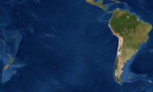 Magnitude 5.8 Earthquake Hits Chile-Argentina Border Region