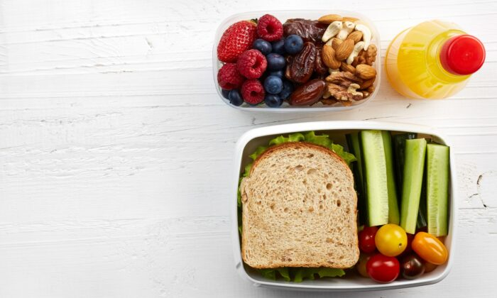 The best school lunches are those that are packed with nutrition, tasty, and easy to prepare. (baibaz/Shutterstock)