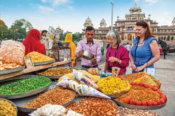 india spice market