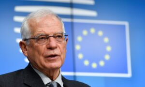 EU Wants Full Recognition for UK Envoy in Post-Brexit Spat