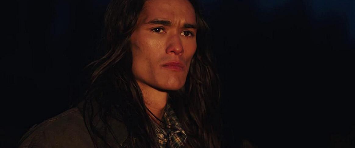 """Native man in """"Let Him Go"""""""