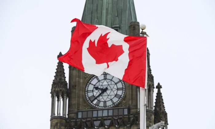 The Peace Tower is pictured on Parliament Hill in Ottawa on Jan. 25, 2021, as lawmakers return to the House of Commons following the winter break. (Sean Kilpatrick/The Canadian Press)