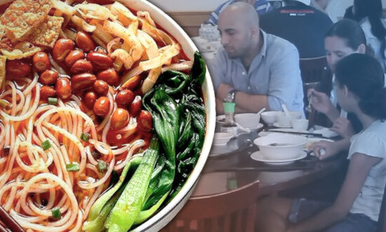 China Insider: China Uses Noodle Soup in Foreign Influence Operations