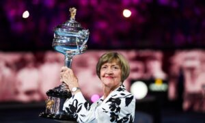 Australia Day Honours Protested Due to Tennis Legend Margaret Court's Religious Views