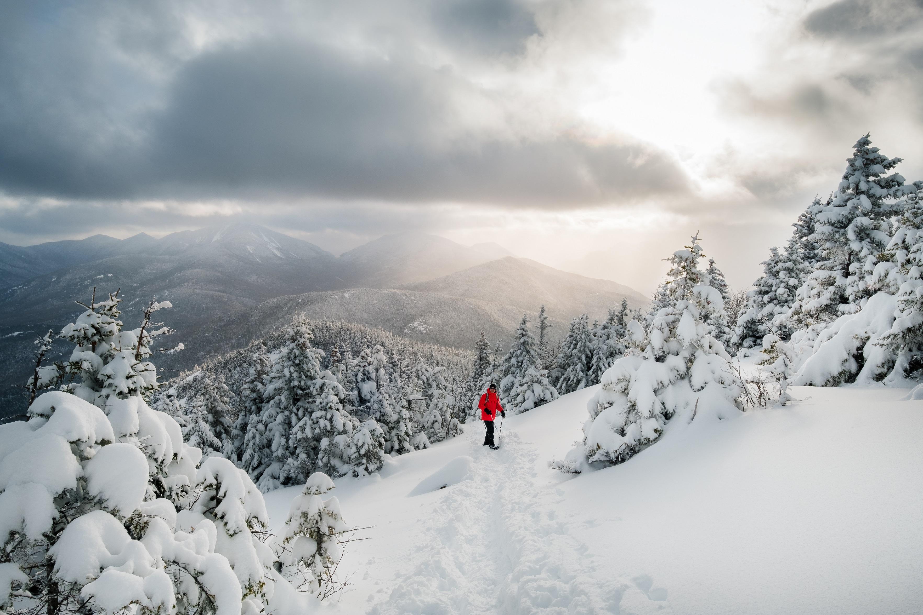 Giant Mountain Ridge Trail Hike 2