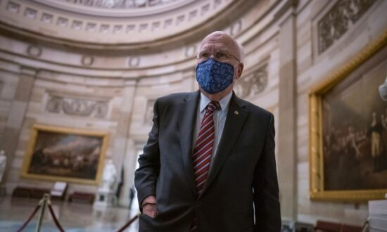 Sen. Leahy Hospitalized After Feeling Unwell