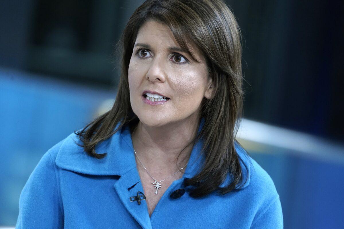 Nikki Haley Calls for Biden Not to Rejoin UN's Human Rights Council
