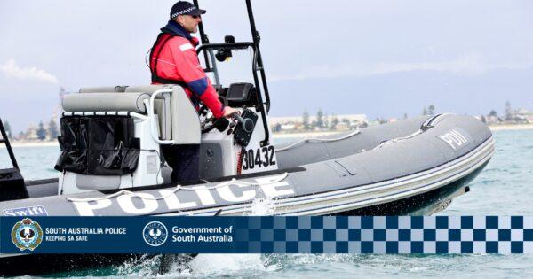 shark attack south australia police sea
