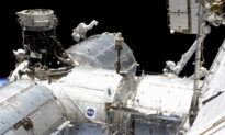 Cable Trouble Dogs Spacewalkers in European Lab Upgrades
