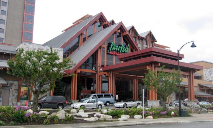 River Rock Casino Resort in Richmond, B.C., in a file photo. (Arnold C/Public domain)