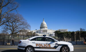 'Don't Be Alarmed at Low-Flying Helicopters': Capitol Police Conduct 'Training Exercise' in Washington