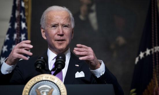 Biden Administration Sued for Halting Oil, Gas Leasing on Federal Lands