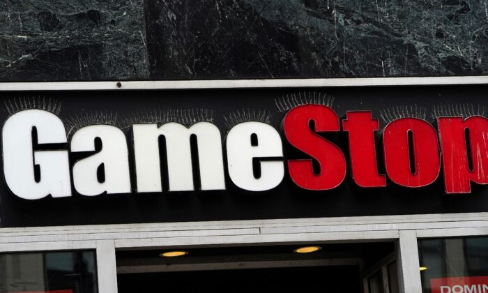 A GameStop store is pictured amid the coronavirus disease (COVID-19) pandemic in the Manhattan borough of New York City, on Jan. 27, 2021. (Carlo Allegri/Reuters)