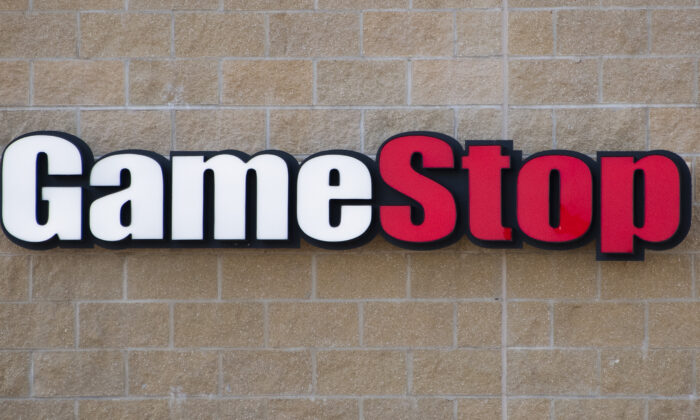 A GameStop video game store in Middletown, Del., on July 26, 2019. (JIM WATSON/AFP via Getty Images)