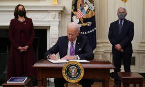 Fettering Biden's Administrative State