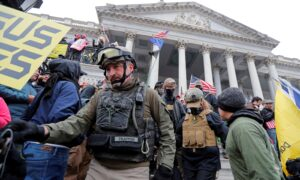 3 Linked to Oath Keepers Group Indicted for Conspiracy to Obstruct Congress on Jan. 6