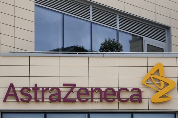 A general view of AstraZeneca offices