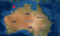 Magnitude 5.5 Quake Hits Australia's Northwest