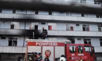 Fire at Romanian Hospital Treating Virus Patients Kills 5