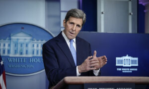 John Kerry Is a Hypocrite and Should Not Be Taken Seriously on Climate Change