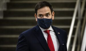 Rubio: Relief Money Shouldn't Go to Schools That Aren't Open