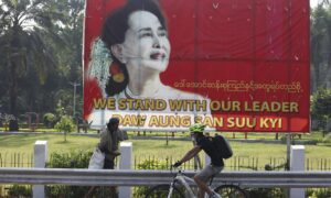 Burmese Military Denies Coup Threats Over Vote Fraud Claims