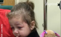 2 Years Old Girl Sees and Hears for the First Time